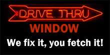 Drive Thru Window