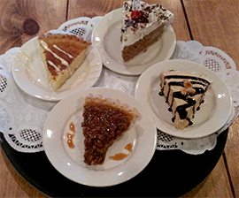 Texas Geat Cafe Pies